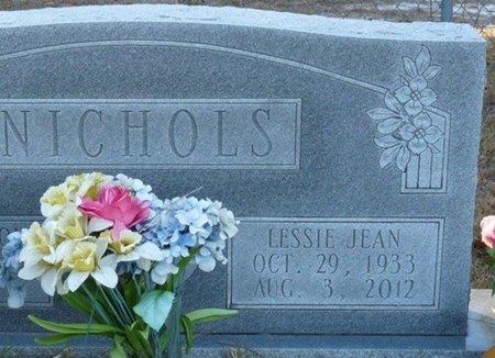 NICHOLS, LESSIE JEAN - Wakulla County, Florida | LESSIE JEAN NICHOLS - Florida Gravestone Photos