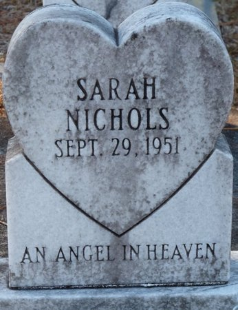 NICHOLS, SARAH - Wakulla County, Florida   SARAH NICHOLS - Florida Gravestone Photos