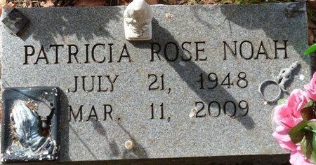 NOAH, PATRICIA ROSE - Wakulla County, Florida   PATRICIA ROSE NOAH - Florida Gravestone Photos