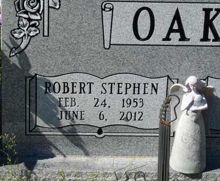 OAKS, ROBERT STEPHEN - Wakulla County, Florida   ROBERT STEPHEN OAKS - Florida Gravestone Photos