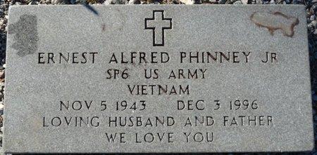 PHINNEY JR. (VETERAN VIET), ERNEST ALFRED (NEW) - Wakulla County, Florida   ERNEST ALFRED (NEW) PHINNEY JR. (VETERAN VIET) - Florida Gravestone Photos