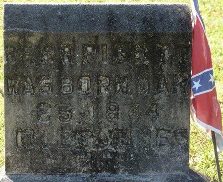 PIGOTT, ROBERT R - Wakulla County, Florida | ROBERT R PIGOTT - Florida Gravestone Photos