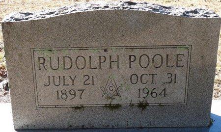 POOLE, RUDOLPH - Wakulla County, Florida   RUDOLPH POOLE - Florida Gravestone Photos