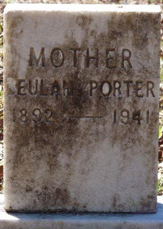 PORTER, EULAH - Wakulla County, Florida | EULAH PORTER - Florida Gravestone Photos