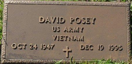 POSY (VETERAN VIET), DAVID (NEW) - Wakulla County, Florida   DAVID (NEW) POSY (VETERAN VIET) - Florida Gravestone Photos