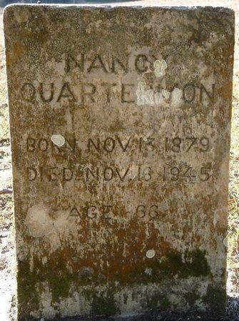 QUARTERMAN, NANCY - Wakulla County, Florida   NANCY QUARTERMAN - Florida Gravestone Photos