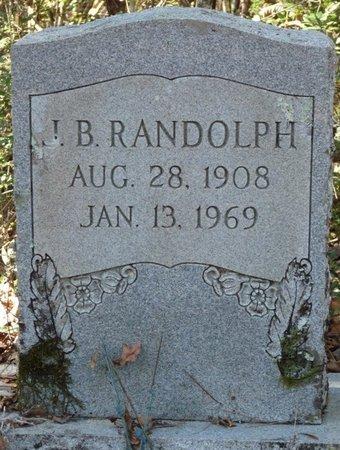 RANDOLPH, J.B. - Wakulla County, Florida | J.B. RANDOLPH - Florida Gravestone Photos