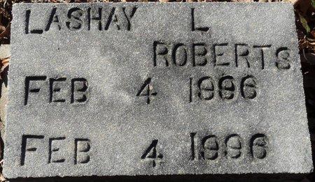 ROBERTS, LASHAY L - Wakulla County, Florida   LASHAY L ROBERTS - Florida Gravestone Photos