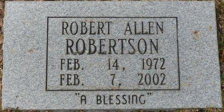 ROBERTSON, ROBERT ALLEN - Wakulla County, Florida   ROBERT ALLEN ROBERTSON - Florida Gravestone Photos