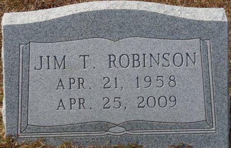 ROBINSON, JIM TOM - Wakulla County, Florida   JIM TOM ROBINSON - Florida Gravestone Photos