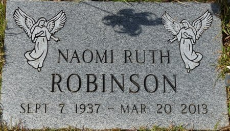ROBINSON, NAOMI RUTH - Wakulla County, Florida   NAOMI RUTH ROBINSON - Florida Gravestone Photos