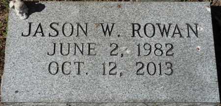 ROWAN, JASON W - Wakulla County, Florida   JASON W ROWAN - Florida Gravestone Photos