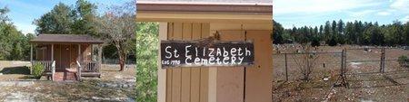 *SAINT ELIZABETH ANN SETON, PARISH CEMETERY - Wakulla County, Florida | PARISH CEMETERY *SAINT ELIZABETH ANN SETON - Florida Gravestone Photos
