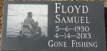 SAMUEL, FLOYD - Wakulla County, Florida | FLOYD SAMUEL - Florida Gravestone Photos