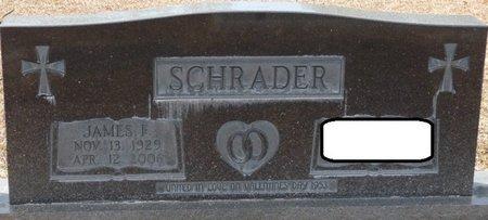 SCHRADER, JAMES F - Wakulla County, Florida | JAMES F SCHRADER - Florida Gravestone Photos