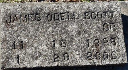 SCOTT SR., JAMES ODELL - Wakulla County, Florida | JAMES ODELL SCOTT SR. - Florida Gravestone Photos