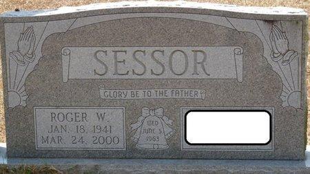 SESSOR, ROGER WAYNE - Wakulla County, Florida | ROGER WAYNE SESSOR - Florida Gravestone Photos