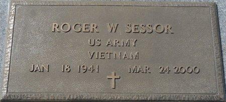 SESSOR (VETERAN VIET), ROGER WAYNE (NEW) - Wakulla County, Florida   ROGER WAYNE (NEW) SESSOR (VETERAN VIET) - Florida Gravestone Photos