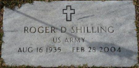 SHILLING (VETERAN), ROGER D (NEW) - Wakulla County, Florida | ROGER D (NEW) SHILLING (VETERAN) - Florida Gravestone Photos