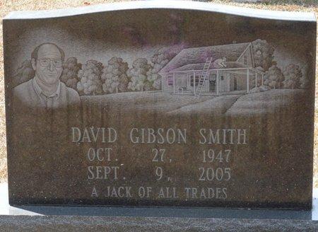 SMITH, DAVID GIBSON - Wakulla County, Florida   DAVID GIBSON SMITH - Florida Gravestone Photos