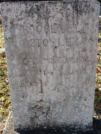 STOCKLEY, ROOSEVELT - Wakulla County, Florida   ROOSEVELT STOCKLEY - Florida Gravestone Photos