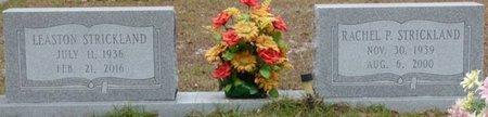 STRICKLAND, LEASTON - Wakulla County, Florida | LEASTON STRICKLAND - Florida Gravestone Photos