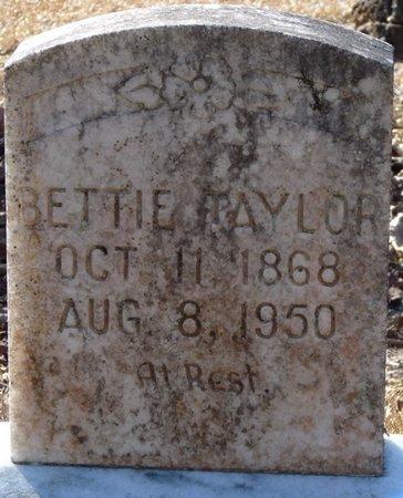 TAYLOR, BETTIE - Wakulla County, Florida | BETTIE TAYLOR - Florida Gravestone Photos