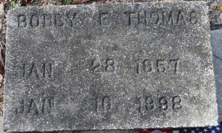 THOMAS, BOBBY E - Wakulla County, Florida | BOBBY E THOMAS - Florida Gravestone Photos