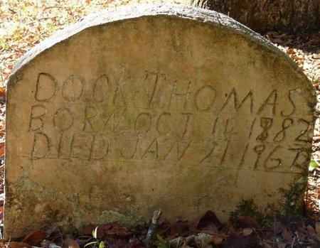 THOMAS, DOCK - Wakulla County, Florida | DOCK THOMAS - Florida Gravestone Photos