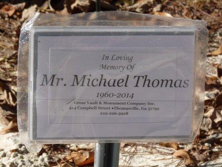 THOMAS, MICHAEL - Wakulla County, Florida | MICHAEL THOMAS - Florida Gravestone Photos