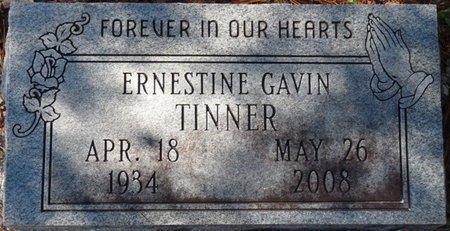 TINNER, ERNESTINE - Wakulla County, Florida | ERNESTINE TINNER - Florida Gravestone Photos