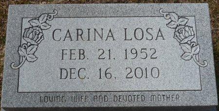 TODD, CARINA LOSA - Wakulla County, Florida | CARINA LOSA TODD - Florida Gravestone Photos