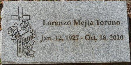 TORUNO, LORENZO MEJIA - Wakulla County, Florida | LORENZO MEJIA TORUNO - Florida Gravestone Photos