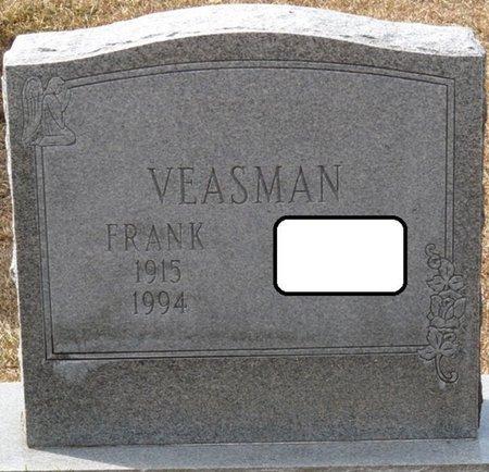 VEASMAN, FRANK K - Wakulla County, Florida   FRANK K VEASMAN - Florida Gravestone Photos