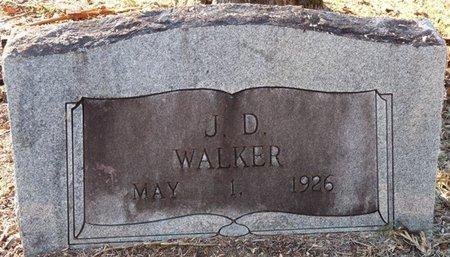 WALKER, J.D. - Wakulla County, Florida   J.D. WALKER - Florida Gravestone Photos