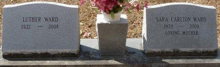 WARD, LUTHER - Wakulla County, Florida | LUTHER WARD - Florida Gravestone Photos