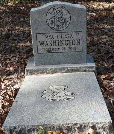WASHINGTON, MYA CHIARA - Wakulla County, Florida | MYA CHIARA WASHINGTON - Florida Gravestone Photos