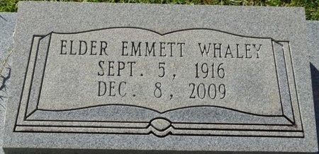 WHALEY, EMMETT - Wakulla County, Florida | EMMETT WHALEY - Florida Gravestone Photos