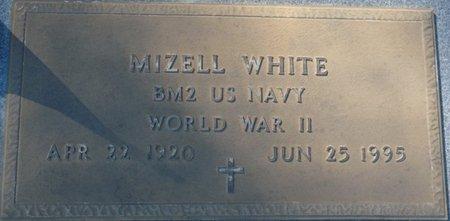 WHITE (VETERAN WWII), MIZELL (NEW) - Wakulla County, Florida | MIZELL (NEW) WHITE (VETERAN WWII) - Florida Gravestone Photos