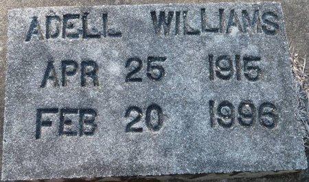WILLIAMS, ADELL - Wakulla County, Florida | ADELL WILLIAMS - Florida Gravestone Photos