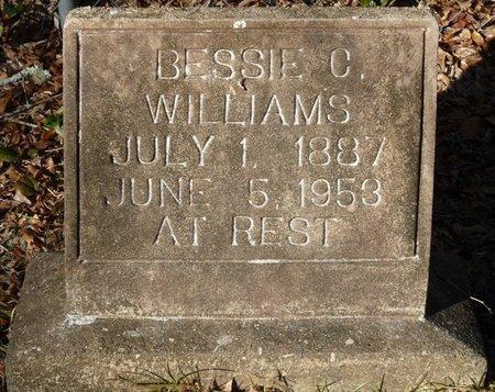 WILLIAMS, BESSIE C - Wakulla County, Florida | BESSIE C WILLIAMS - Florida Gravestone Photos
