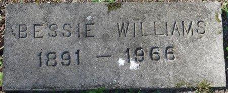 WILLIAMS, BESSIE - Wakulla County, Florida   BESSIE WILLIAMS - Florida Gravestone Photos