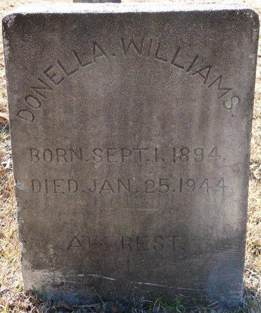 WILLIAMS, DONELLA - Wakulla County, Florida   DONELLA WILLIAMS - Florida Gravestone Photos