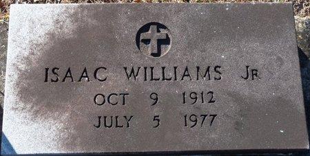 WILLIAMS JR., ISAAC - Wakulla County, Florida   ISAAC WILLIAMS JR. - Florida Gravestone Photos