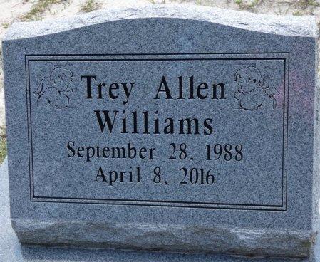 WILLIAMS, TREY ALLEN - Wakulla County, Florida | TREY ALLEN WILLIAMS - Florida Gravestone Photos