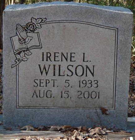 WILSON, IRENE L - Wakulla County, Florida   IRENE L WILSON - Florida Gravestone Photos