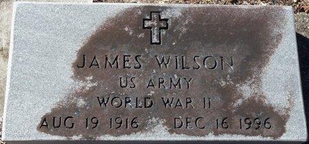 WILSON (VETERAN WWII), JAMES (NEW) - Wakulla County, Florida | JAMES (NEW) WILSON (VETERAN WWII) - Florida Gravestone Photos
