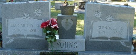 YOUNG, GLENDELL O - Wakulla County, Florida | GLENDELL O YOUNG - Florida Gravestone Photos