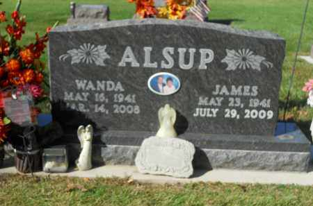 ALSUP, JAMES - Boone County, Illinois | JAMES ALSUP - Illinois Gravestone Photos