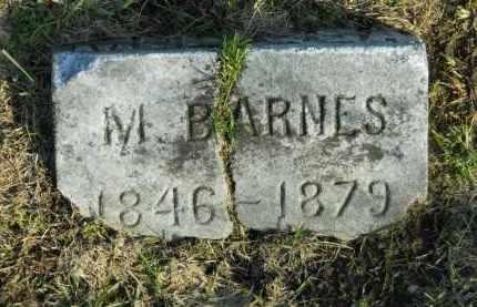 BARNES, MELISSA - Boone County, Illinois | MELISSA BARNES - Illinois Gravestone Photos